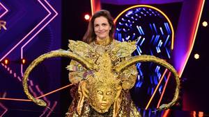 "Rebecca Immanuel bei ""The Masked Singer"""