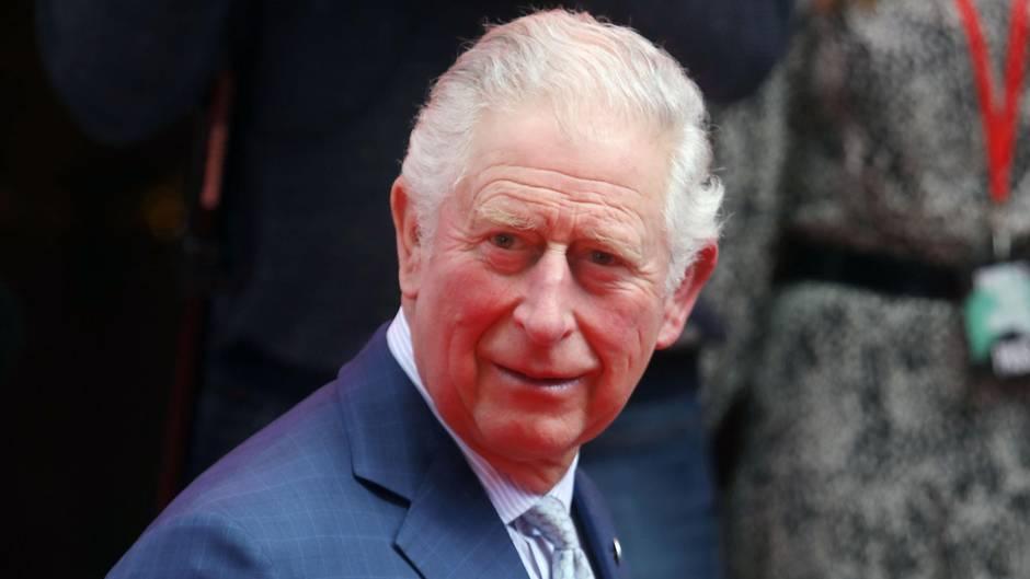 Prinz Charles hat sich mit Coronavirus infiziert