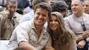 Bindi Irwin und Chandler Powell