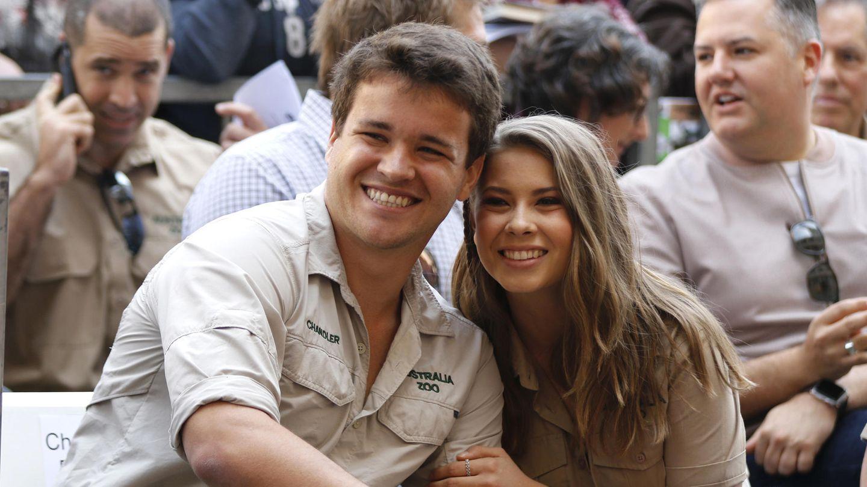 Bindi Irwin und Chandler Powell
