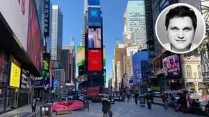 Coronavirus in den USA: stern-Korrespondent Nicolas Büchse kommentiert die Lage in New York