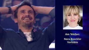 """""""Wer wird Millionär?"""": Ronald Tenholtes Verlobte stahl ihm fast die Show"""