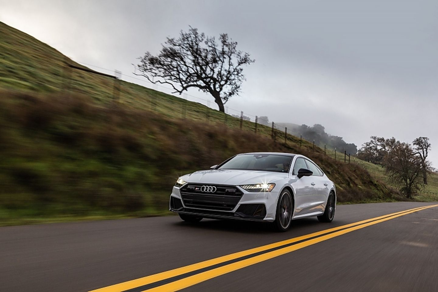 2021 Audi S6 Overview