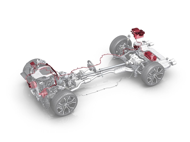 Motor Audi S Modelle USA