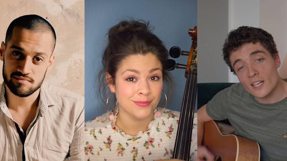 """Das Start-up """"SofaConcerts"""" kämpft mit Musik gegen die Coronakrise"""