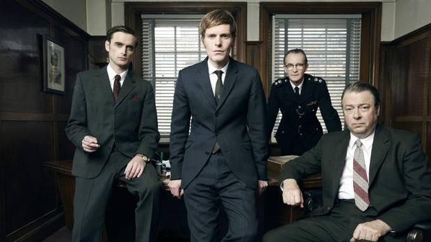 """""""Der junge Inspector Morse"""" ist ein Prequel einer sehr beliebten Krimiserie aus Großbritannien"""