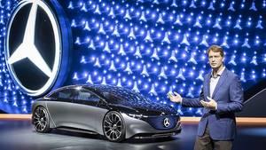 Mercedes IAA 2019