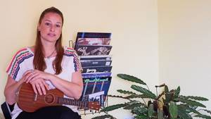 Marie-Louise Lutz ist Musikerin.