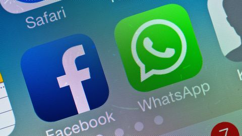 Whatsapp-Backup anlegen - Icon auf Smartphone