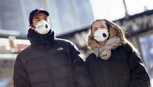 Corona Atemschutzmasken Brigitte