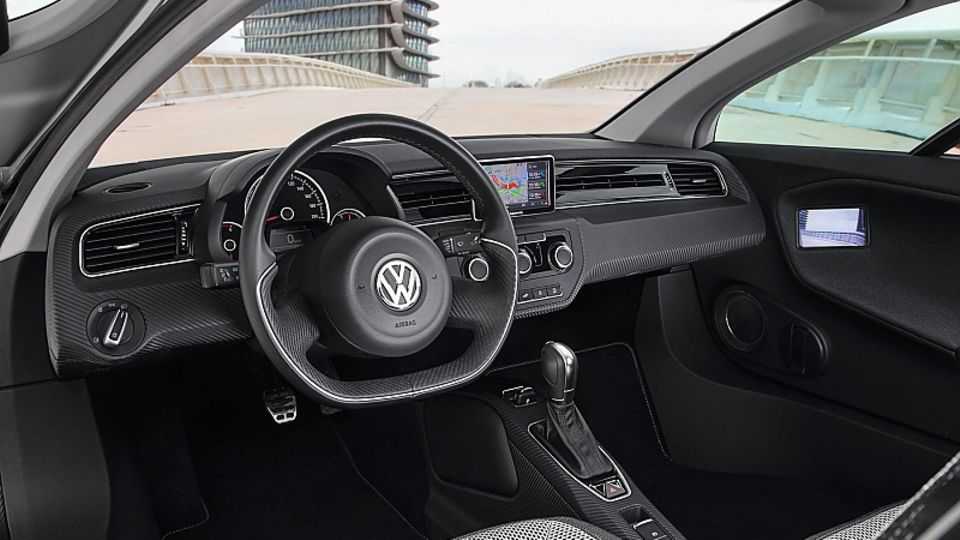 Pionier des digitalen Rückspiegels: der VW XL1