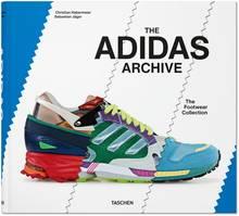 """""""The adidas Archive. The Footwear Collection"""", fotografiert von Christian Habermeier und Sebastian Jäger, 644 Seiten, Englisch, Deutsch, Französisch, 100 Euro. Hier bestellbar"""