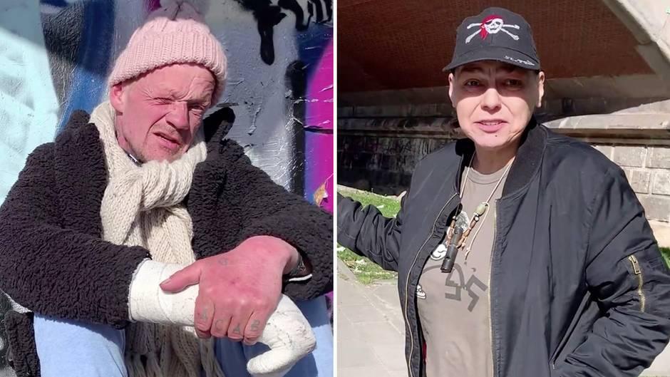 Coronavirus: Obdachlose im Interview