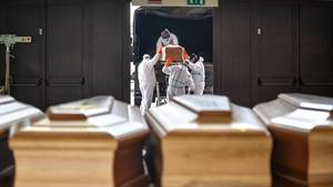 In Italien fordert das Coronavirus immer mehr Opfer. Finanzielle Hilfe gibt es von der EU erst mal nicht.