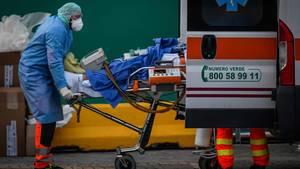 Coronavirus in Italien: