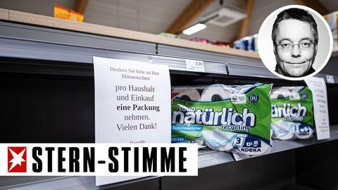 """Eine Wasserpistole mit Namen """"Happy Po"""" könnte, so wiein Thailand, eine Alternative zum Toilettenpapier sein"""