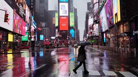 Corona-Epidemie in den USA: New York wird zum Bergamo im Maßstab einer Weltmetropole