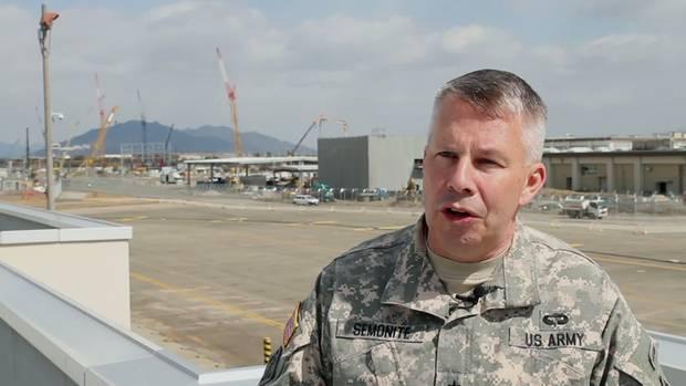 General Todd Semonite wird in den USA zum Helden der Krise (Archivfoto).