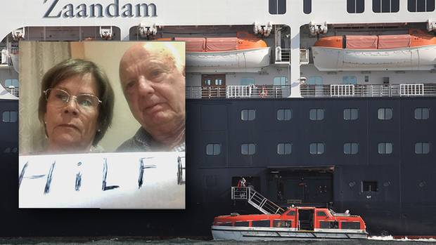MS Zaandam