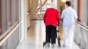 Coronavirus: Ein weiteres niedersächsisches Pflegeheim mit zahlreichen Infektionen (Symbolbild)