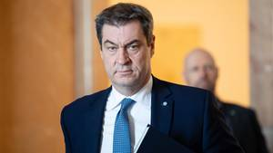 Ministerpräsident Markus Söder: Die Ausgangsbeschränkungen in Bayern werden verlängert