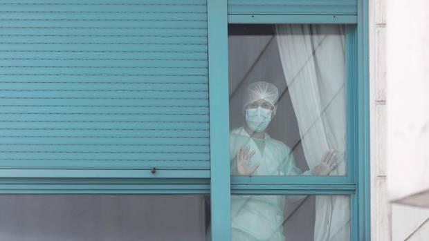 Coronavirus in Alten- und Pflegeheimen