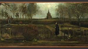 Frühlingsgarten van Gogh