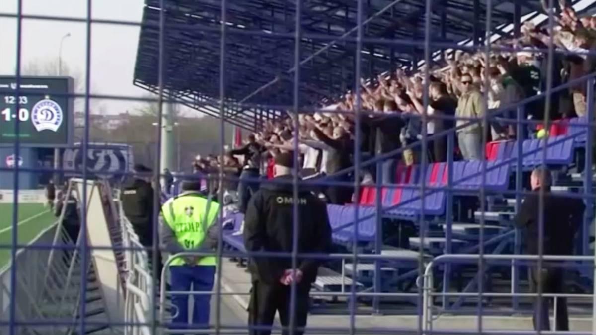 Überall Corona-Lockdown - nur in Weißrussland wird weiter Erstliga-Fußball gespielt