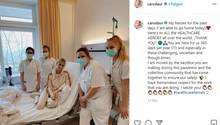 Vip News: Influencerin Caro Daur musste ins Krankenhaus