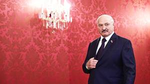 Weißrusslands Machthaber Alexander Lukaschenko will die Grenzen weiter geöffnet halten