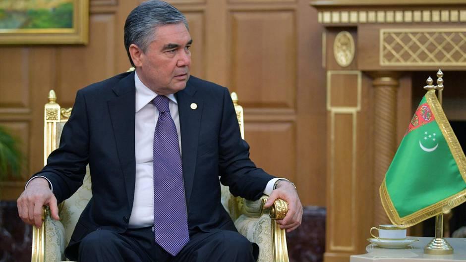 Turkmenistans Präsident Gurbanguly Berdymuchammedow