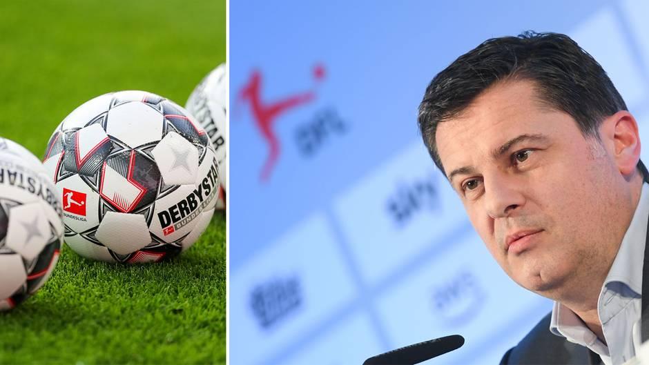 DFL verlängert Spielpause: Bundesliga soll im Mai fortgesetzt werden
