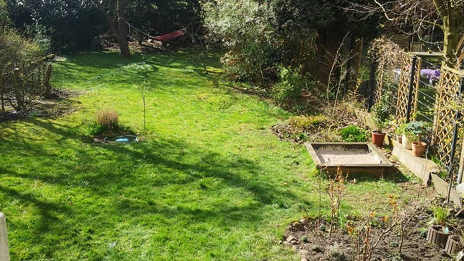 Coronakrise Gartenbesitzer In Hamburg Laden Familien Zum Spielen