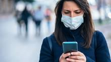 Hilft das Auslesen von Smartphone-Daten bei der Eingrenzung des Coronavirus?