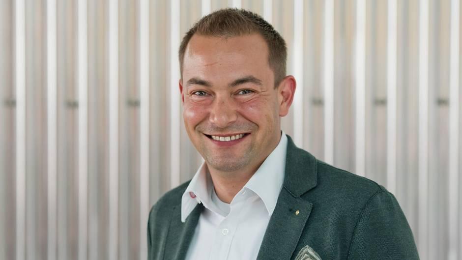 Felix Walchshöfer, Geschäftsführer der Challenge Roth GmbH