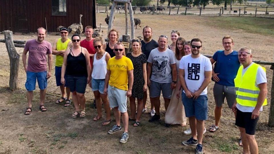 Das Team der Festung Mark in Magdeburg
