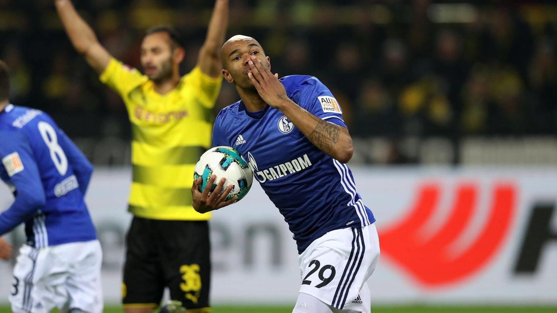 Noch mal das historische Derby vom November 2017 sehen, als Schalke einen 1:4-Rückstand aufholte