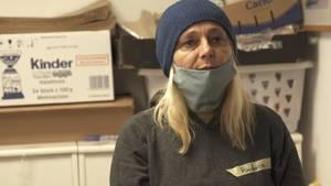 "Coronavirus:Andrea De Luna von ""Dein Topf"" in Hamburg"