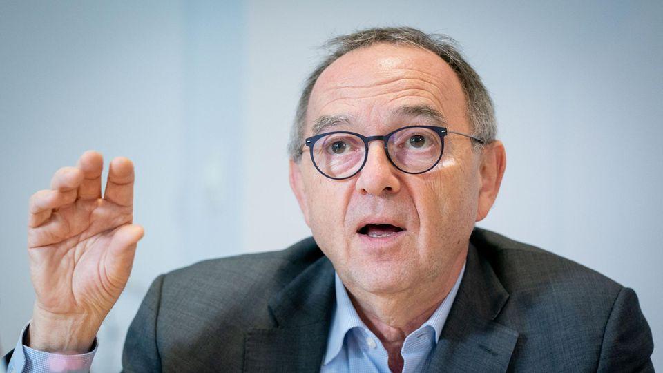Norbert Walter-Borjans, Co-Parteivorsitzender der SPD