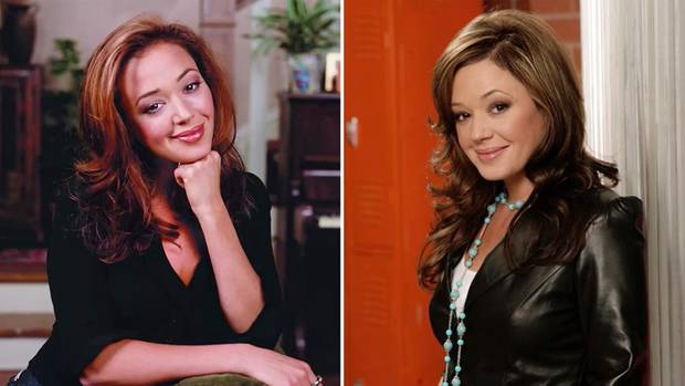 """King of Queens"": Sitcom-Star Leah Remini als Carrie Heffernan"