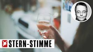 Weintrinken in zeiten von Corona