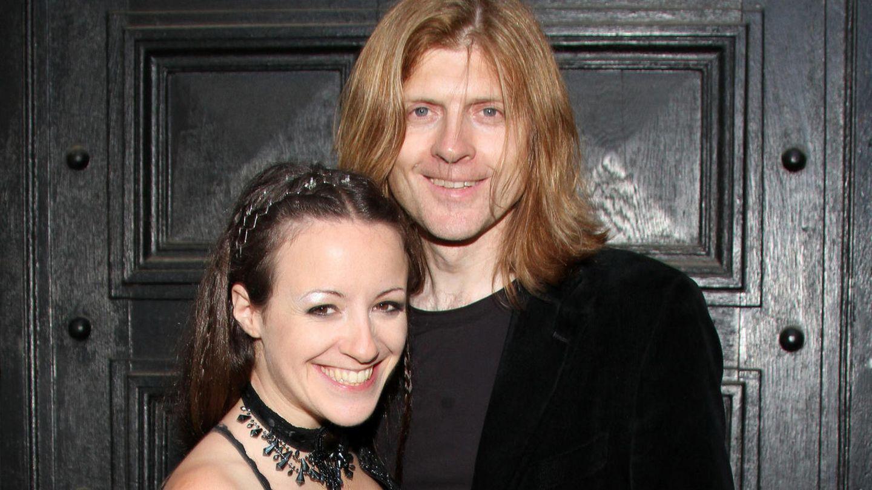 John Kelly und seine FrauMaite Itoiz