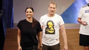 Amira Pocher und Oliver Pocher