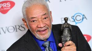 Bill Withers im Jahr 2017 im London, wo ihm der 62nd Annual Ivor Novello Music Awards