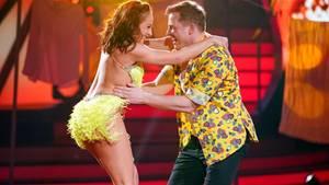 Lets Dance: Martin Klempnow und PartnerinMarta Arndt tanzten Contemporary