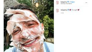 Vip News: Katy Perry verrät Geschlecht ihres Babys