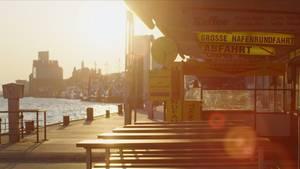 Wegen der Coronakrise wird Hamburg zur Geisterstadt.