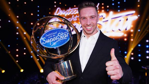 DSDS-Sieger Ramon Roselly