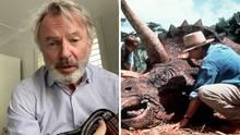 """Sam Neil: Was wurde aus dem """"Jurassic Park""""-Star?"""