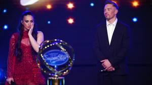 """Chiara D'Amico und Ramon Roselly im Finale von """"Deutschland sucht den Superstar"""""""
